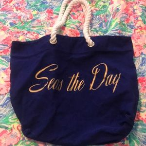 Other - Seas the Day Beach Tote